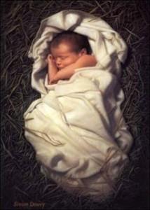 Baby+in+manger1