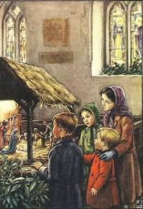 Christmas+creche