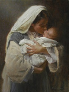 Mary+and+baby
