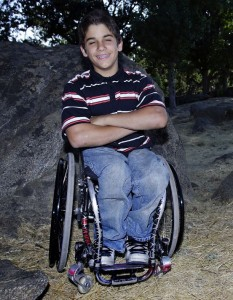 spina bifida athlete