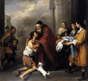 Prodigal Son Murillo