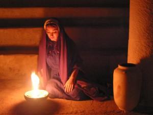 Mary:Nazareth girl